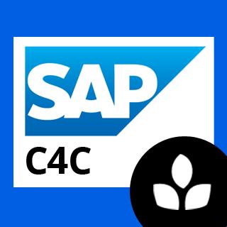 Icon: SAP Sales Cloud C4C by LEAFWORKS